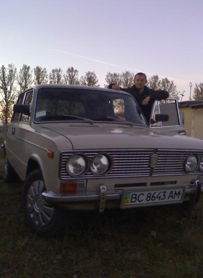 Андрій Чуйков, 24 октября , Жидачов, id209174592