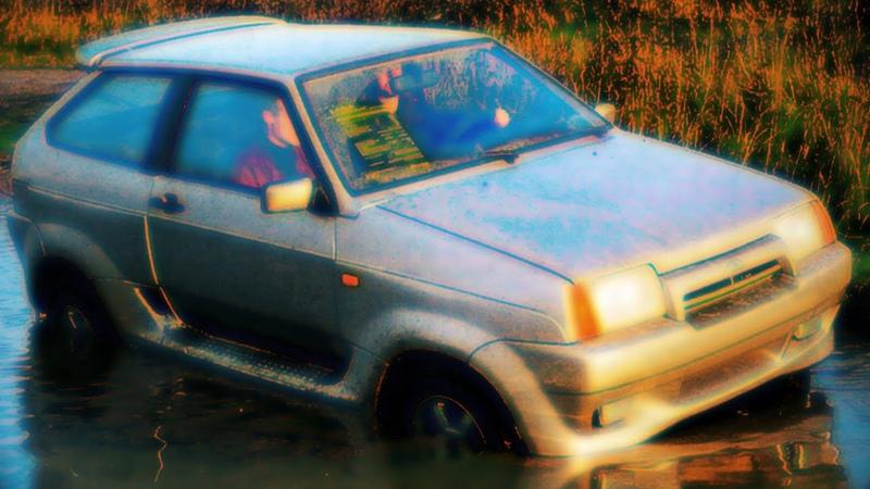 Lada Samara которых вы никогда не видели АВТО СССР 64