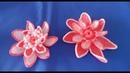 Цветок лотоса. Flor de loto. Рус.-esp.