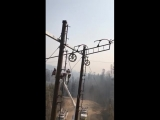 FOX26 - AMAZING Crews are working hard to fix power lines....mp4