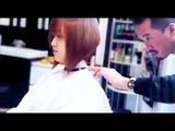 Kenneth Siu's Haircut - Timeless Concave Bob