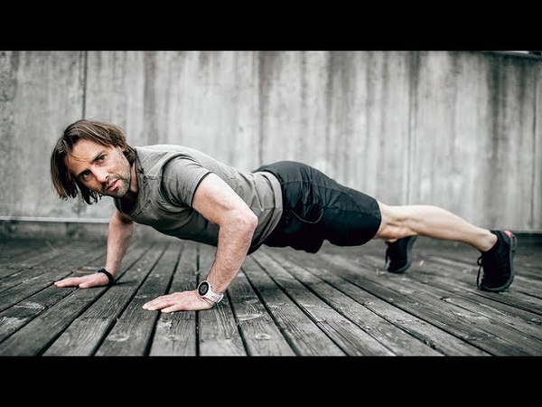 Banish Your Man Boobs With This 20 Minute Workout - Ep 4 | Anytime Anywhere Workout | Men's Health