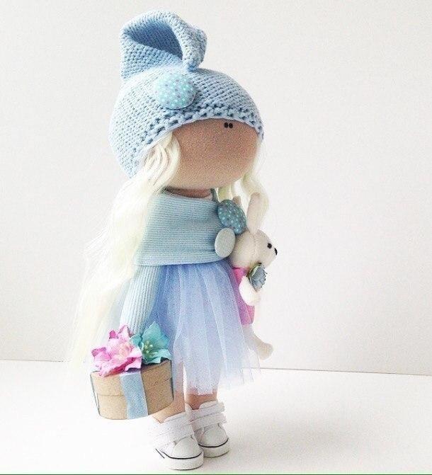 Текстильные куколки