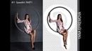 11.SpeedArt.Photoshop,Lightroom.Фотошоп коллаж.ЧАСТЬ1-вырезаем объект,снимаем обувь,ретушь кожи.