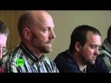 Задержанные на Украине военные эксперты ОБСЕ дали пресс-конференцию