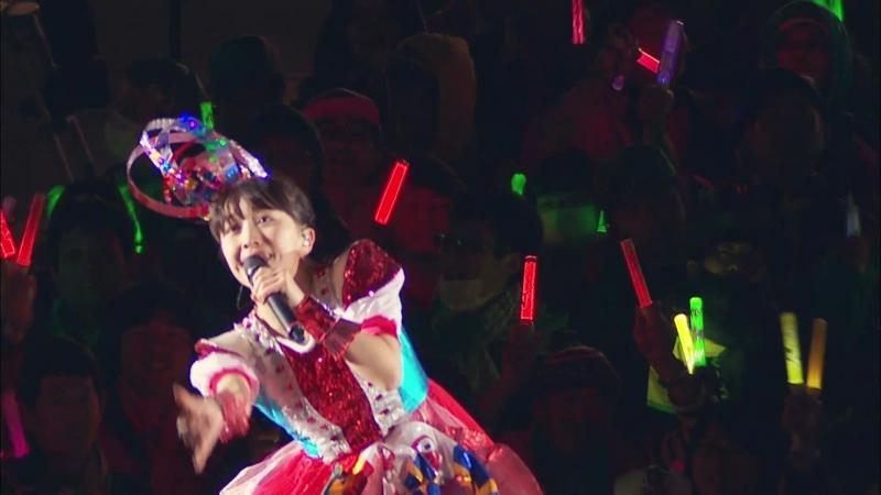 Momoiro Clover Z - PUSH (from Haru no Ichidaiji 2014 - Never Ending Adventure)