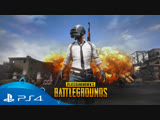 PLAYERUNKNOWN'S BATTLEGROUNDS | Релизный трейлер | PS4