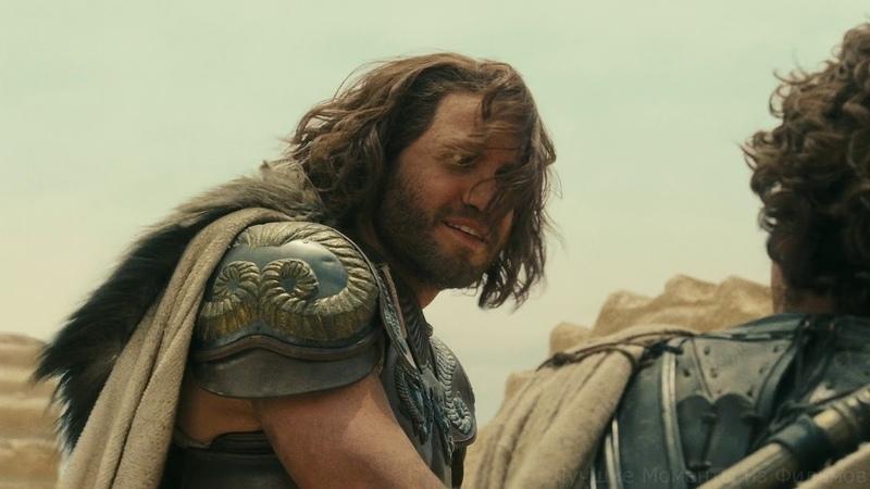 Кто из вас молился ему ?! ( Аресу )► Гнев Титанов (2012)