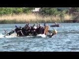 Гребля Дракон кубок Чёрного моря 2013