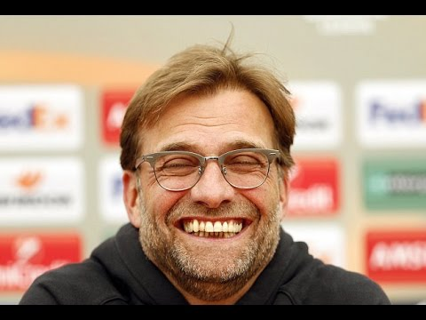 Funny Jurgen Klopp Best Moments German Humour