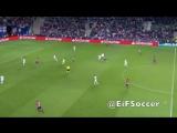 Thomas Lemar vs. Real Madrid