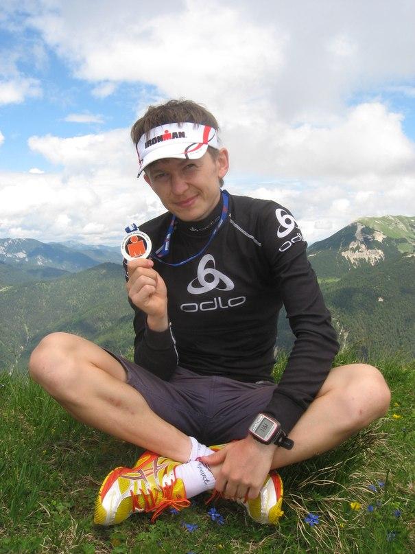 Валентин Засыпкин -Ironman, команда Multi-Team