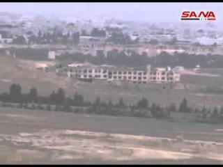 Битва за Пальмиру, Армия Сирии наступает на ИГИЛ