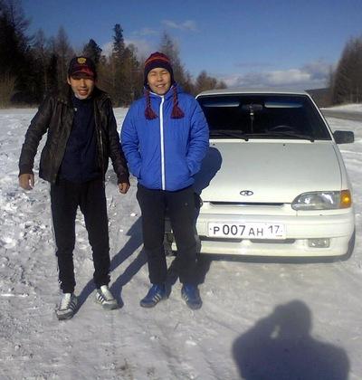 Айыс Балзанай, 18 февраля 1998, Кызыл, id214374488