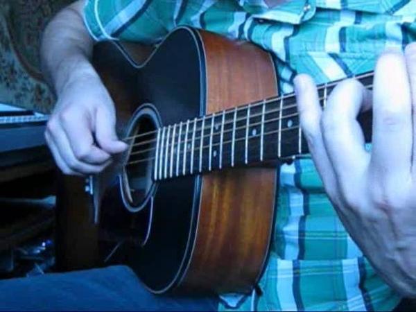 Главное, что есть ты у меня на гитаре