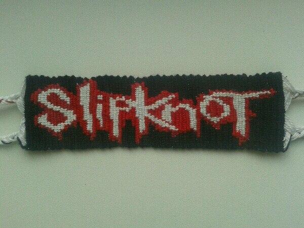 "Владимир, Ваш заказ ""Slipknot"""