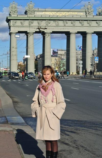 Галина Путилина, 12 апреля , Санкт-Петербург, id8080520