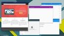 Liri OS - первый взгляд на Linux дистрибутив в стиле Material Design