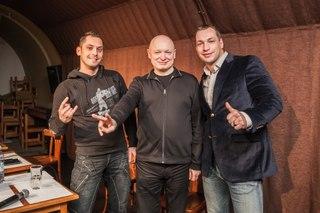 Клуб интернет-буржуя в Буквоеде (III заседание, 31 января 2013)