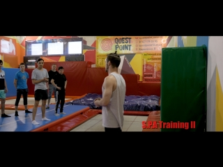 S.p.a training ii 09.06.18
