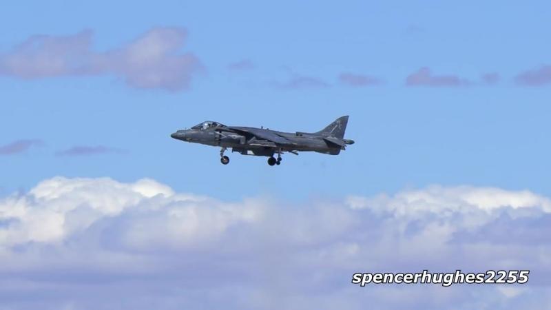 AV8B Harrier 2018 Yuma Air Show