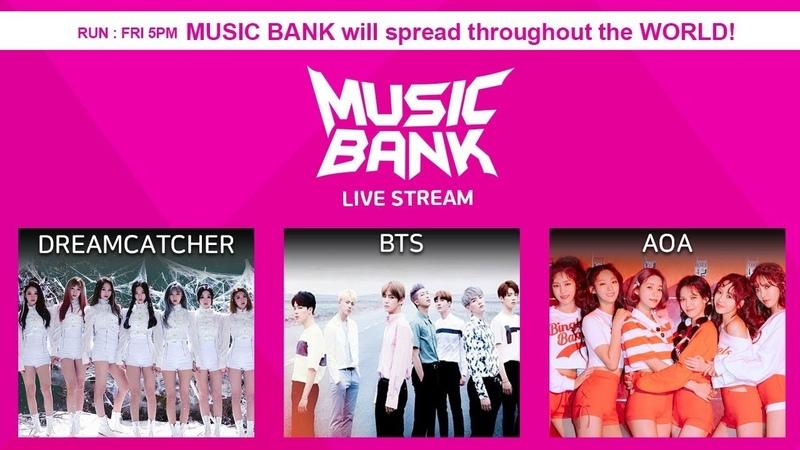 BTS, SHINee, UNI.T, DREAMCATCHER, AOA, (G)I-DLE, SAMUEL, KHAN, etc. [MusicBank Live 2018.06.01]