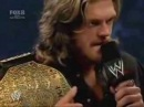 Edge lost his smile and forfeits his belt (WWE Smackdown 2007)