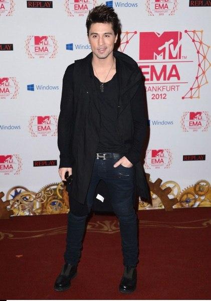 MTV Europe Music Awards-2012