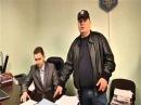 Александр Музчко(Сашко Билый) в пракуратуре