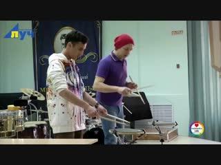 В Альметьевском музыкальном колледже прошел барабанный «Мастер-класс»