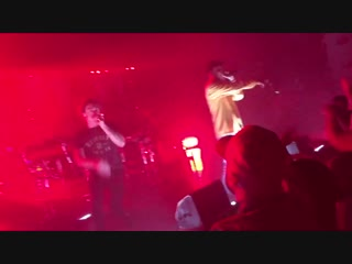Mike Shinoda of Linkin Park with Don Broco - A Place For My Head - Detroit 11_16_18