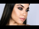 Fall Brown Smokey Eye | Holiday Smokey Eye Makeup Tutorial | EmanMakeup
