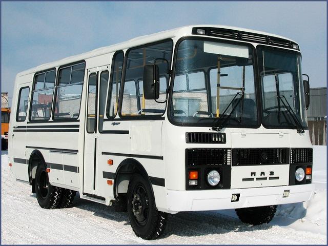 Автобус ПАЗ-32053-80 ритуальный 16 мест