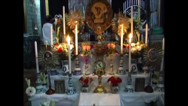 Богослужение погребения Господня в Страстную Пятницу