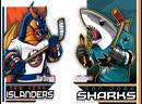 New York Islanders vs San Jose Sharks