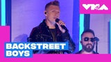 Backstreet Boys Perform Dont Go Breaking (My Heart) | 2018 Video Music Awards Pre-Show