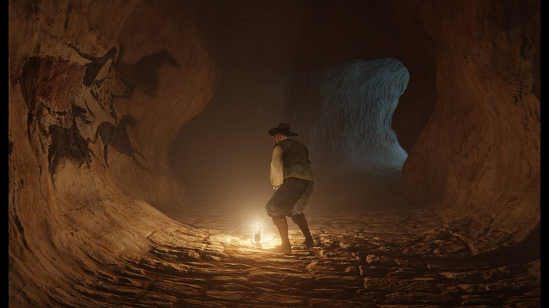 How to make a cave design in Blender 2.8 Beta