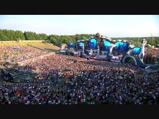 David Guetta & Nicky Romero - Ring The Alarm @ Tomorrowland 2018
