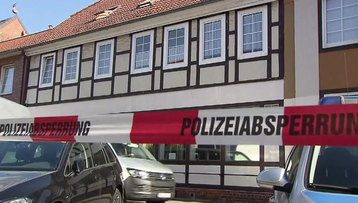 Вести Ru Средневековый хоррор в Германии мужчина и четыре женщины застрелены из арбалета