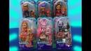 Les Enchantimals. Collection de jouets les Enchantimals. Mes nouvelles poupées d'Enchantiland