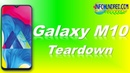 Samsung Galaxy M10 complete Disassembling