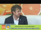 Александр Манзула о социальной поддержке студентов ИГУ, АС Байкал ТВ