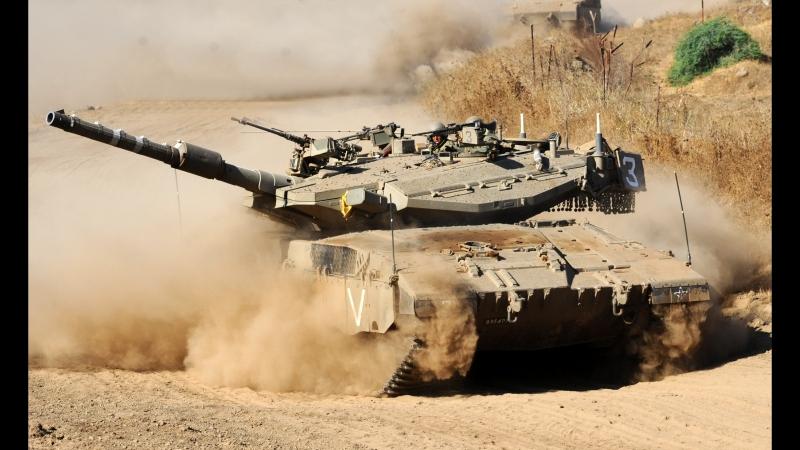 Бронетанковая техника Израиля