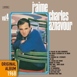 Charles Aznavour альбом J'aime