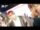 [SNS] 180521 KCON 2018 NY M&G HI-TOUCH!
