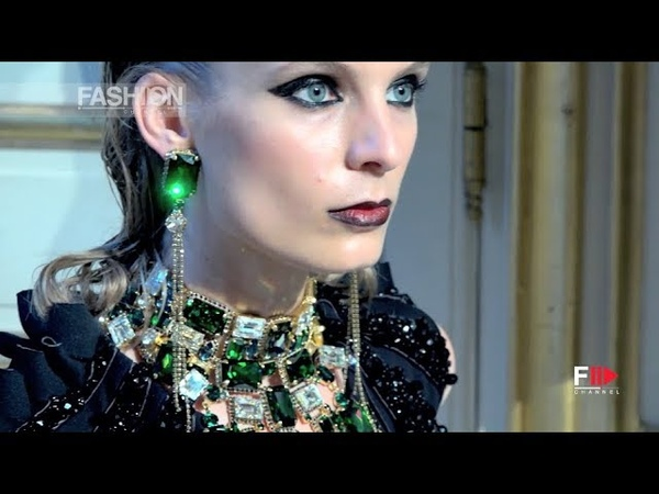 BAROQCO Fall 2018 Presentation Phoenix Art Jewelry Collection - Fashion Channel