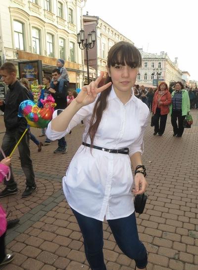 Лейла Недева, Нягань, id100578402