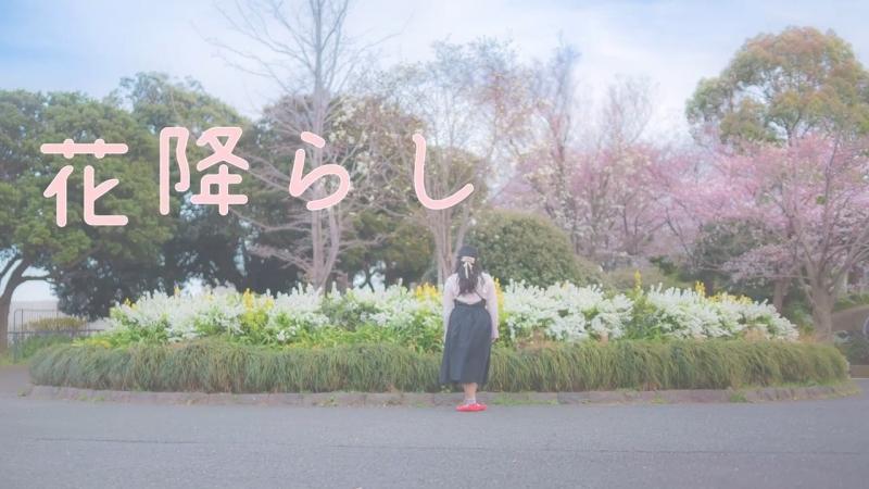 【きゃなりん】花降らし 踊ってみた【オリジナル振付】 sm32954000