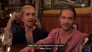 Tokio Hotel Bill Tom Kaulitz Inas Nacht 21.10.2017 c РУССКИМИ субтитрами