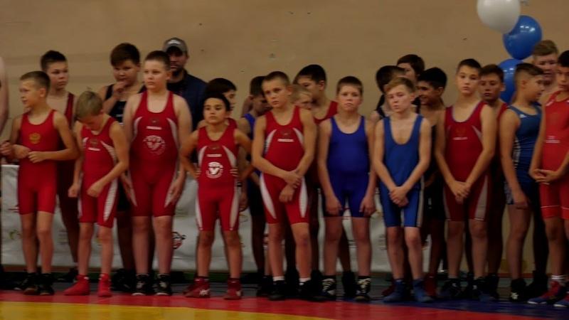 В Шадринске состоялся VIII турнир по греко-римской борьбе